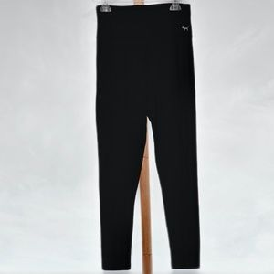 NWT Pink Black Yoga Pants Size Medium